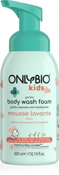 ONLYBIO sanfter Waschschaum Kids